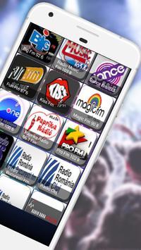 Radios from México live AM/FM Radio apk screenshot