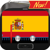 Spain live radios AM/FM Radio icon