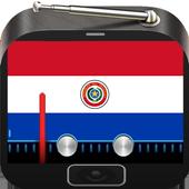 Radios Paraguay Pro 🎧 icon