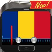 Romanian radios Live AM/FM Radio icon
