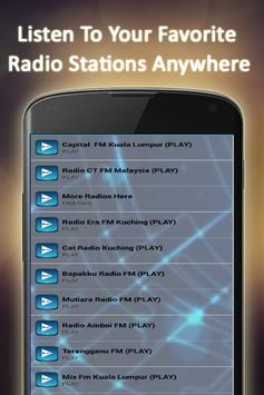 FM Radio Malaysia apk screenshot