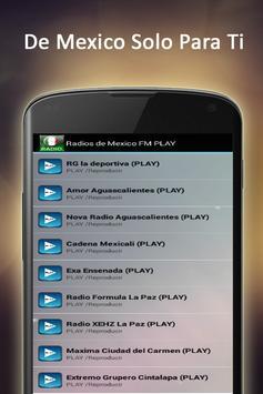 Mexico Radio apk screenshot