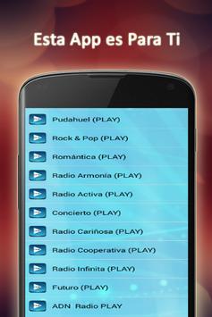 Chile Radio screenshot 5