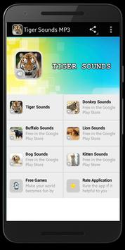 Tiger Sounds MP3 for Android - APK Download