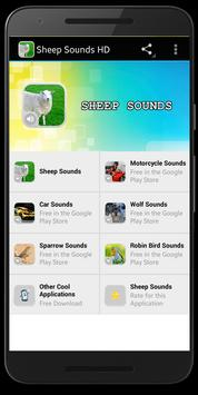Sheep Sounds HD screenshot 1