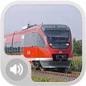 Real Train Sounds icon