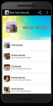 Real Train Sounds apk screenshot