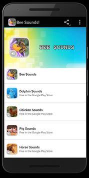 Bee Sounds! screenshot 1