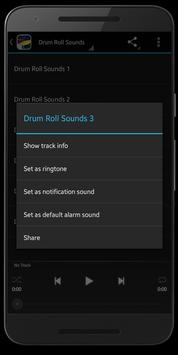 Drum Roll Sounds and Ringtones screenshot 3
