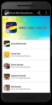 Drum Roll Sounds and Ringtones screenshot 1