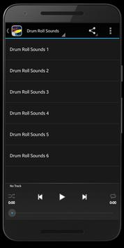 Drum Roll Sounds and Ringtones screenshot 2