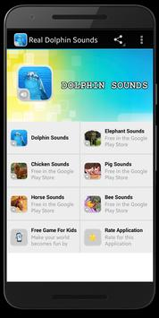 Real Dolphin Sounds screenshot 1