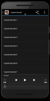 Coyote Sounds! apk screenshot