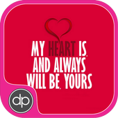 Love Quotes Display Pictures icon