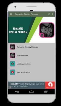 Romantic Display Pictures poster