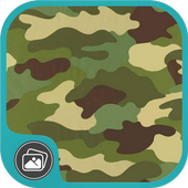 Camouflage Wallpapers HD icon