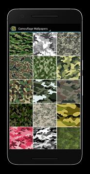 Camouflage Wallpapers HD apk screenshot