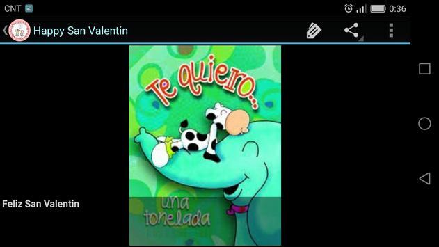 San Valentin screenshot 4
