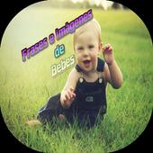 Frases e Imágenes de Bebe icon