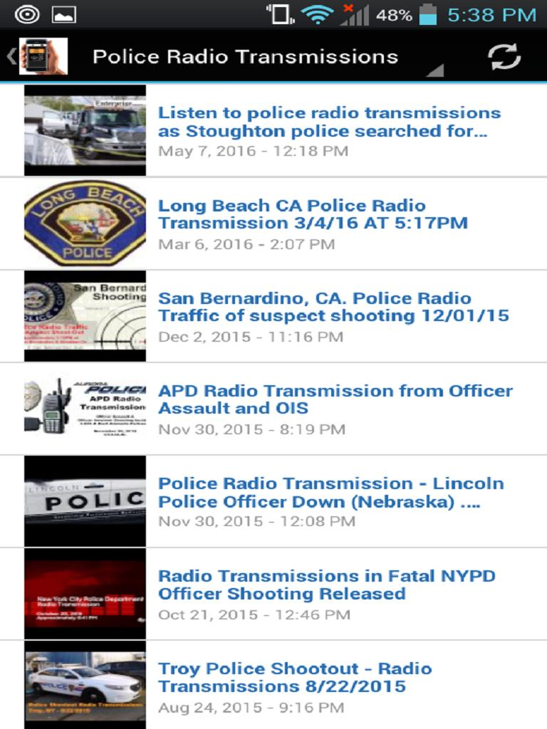 Police Radio Scanner Live for Android - APK Download