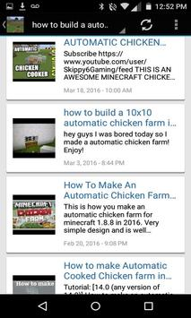Automatic Farm for minecraft screenshot 2