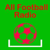 All Football Radios icon