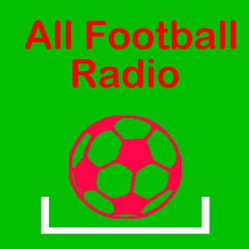 All Football Radios poster
