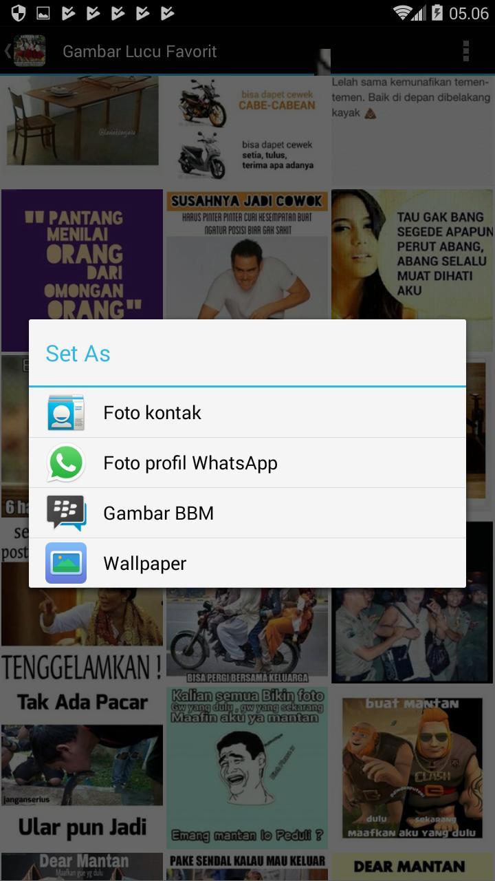 Perang Gambar Lucu Fline For Android APK Download