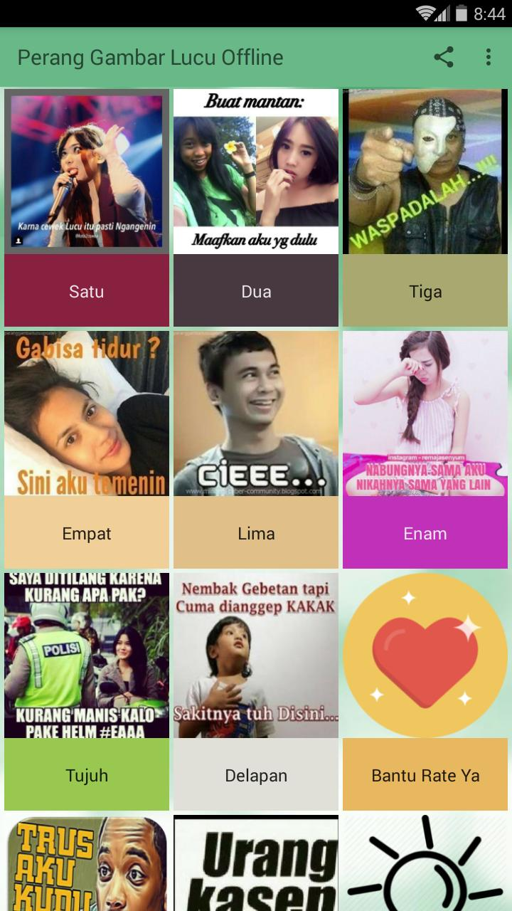 Perang Gambar Lucu Fline For Android APK Download