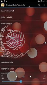 Sholawat Cinta Rasul Sulis Offline Full & Haddad A apk screenshot