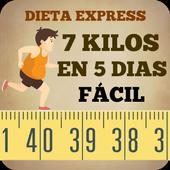 Dieta Express Fácil أيقونة
