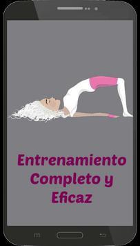 Flexibilidad De Espalda poster
