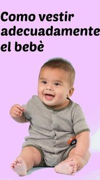 Mi bebè y sus primeros meses poster