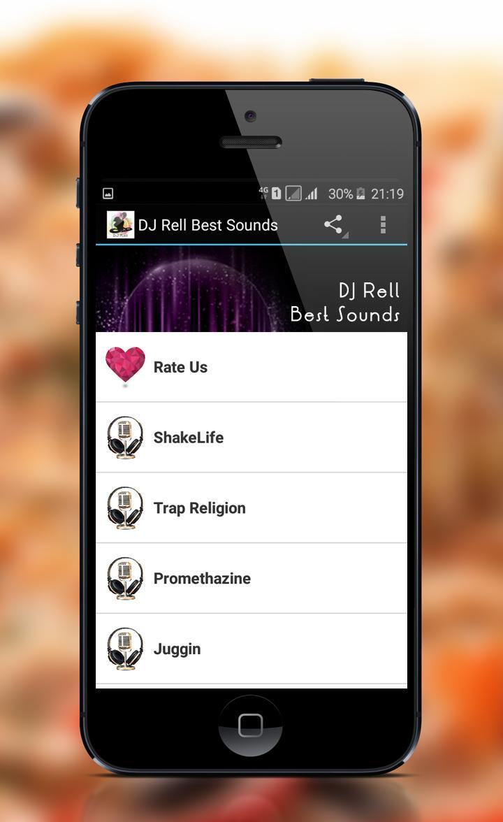DJ Rell Best Sounds for Android - APK Download