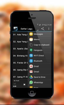 Lagu Pilihan Ipang apk screenshot