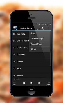 Lagu Pilihan Cokelat apk screenshot