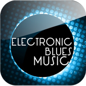 Electronic Blues Music icon
