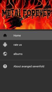 avenged sevenfold full album poster