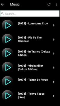 U2 Music screenshot 1