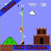 3D Guide For Super Mario Run icon