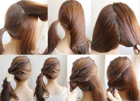 Easy Hairstyles screenshot 3