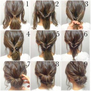 Easy Hairstyles poster