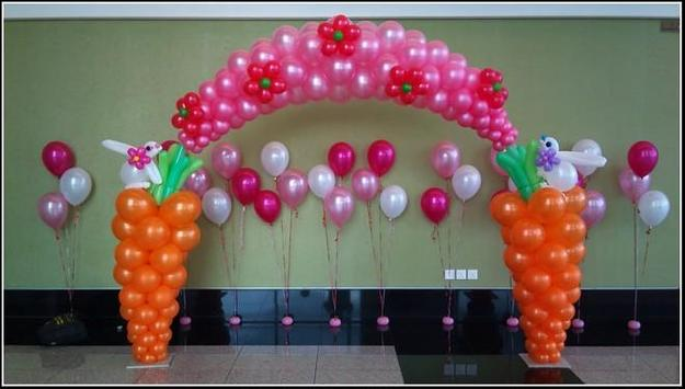 Balloon Decoration screenshot 2