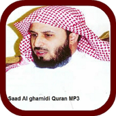 Saad Al Ghamdi Audio Quran icon