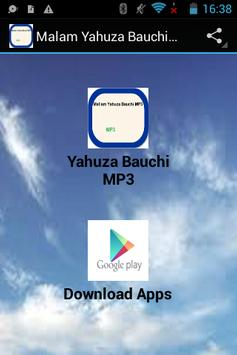 Malam Yahuza Bauchi MP3 apk screenshot