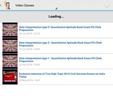 Classes by Sansar Lochan apk screenshot