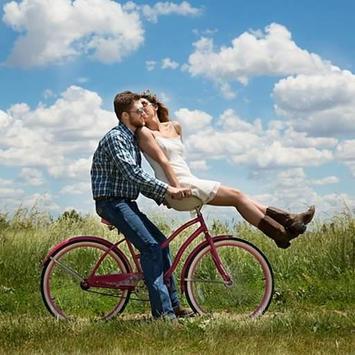 Frases romanticas de amor poster