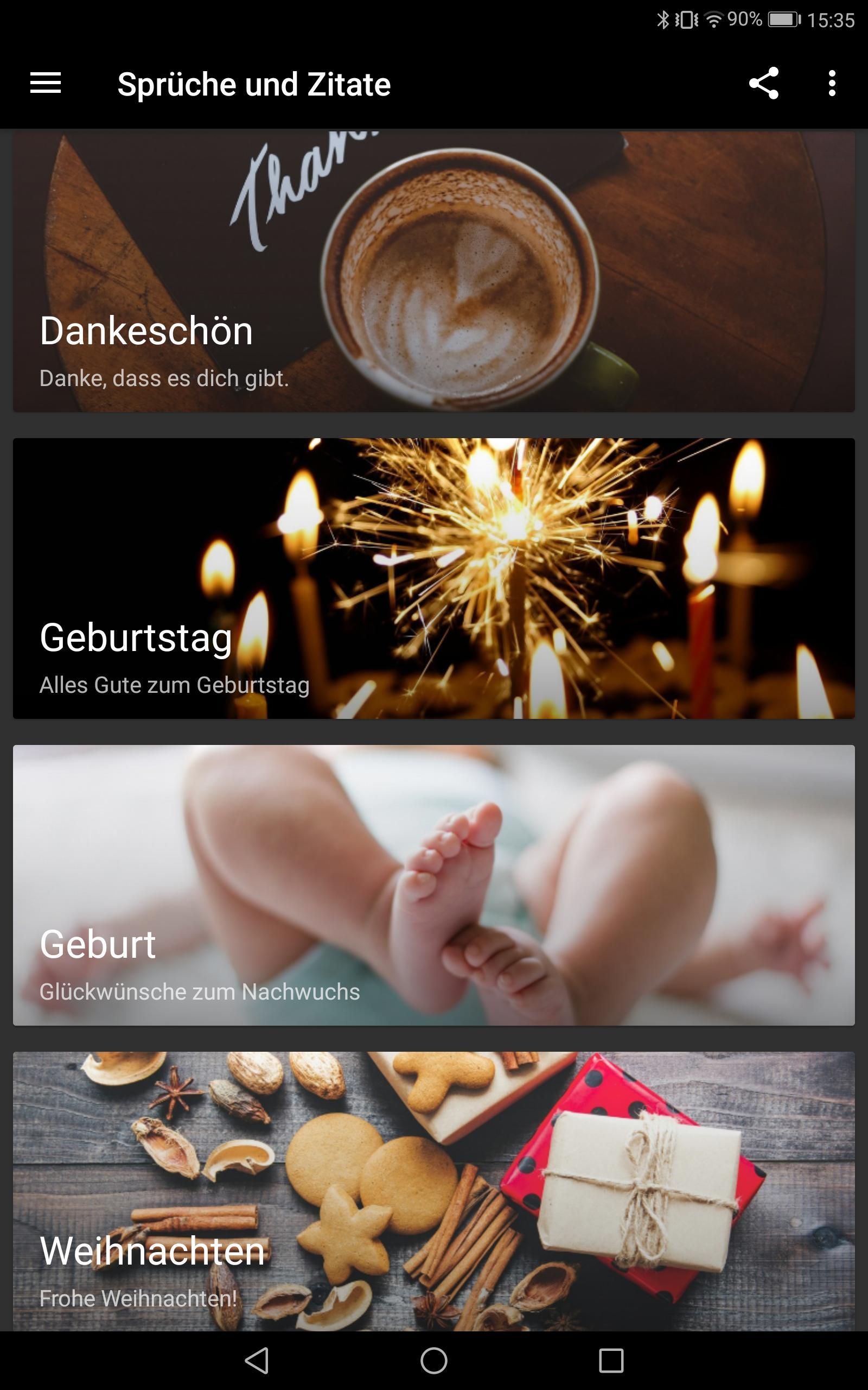 Sprüche Und Zitate For Android Apk Download