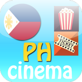 Philippines Cinemas icon