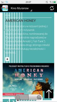 Polska Cinemas screenshot 2